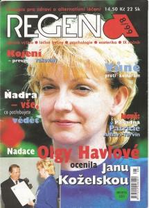 Jana cena 1999 časopis