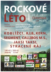 rockové léto 2013