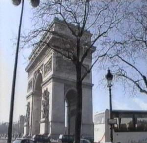 Oblouk Paříž
